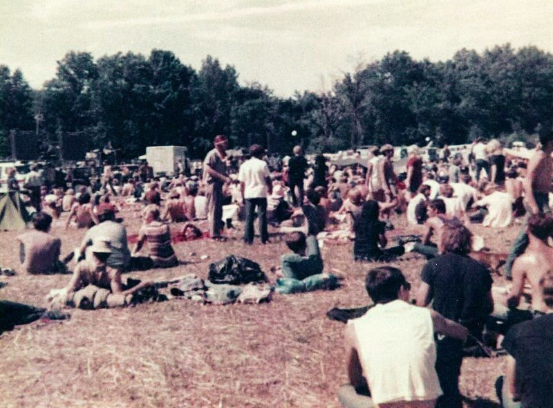 Remembering Cornstalk: Woodstock-inspired local festival drew tens of thousands