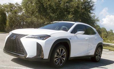 Len Ingrassia: Lexus UX joins compact luxury crossover field