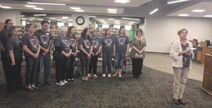 Neosho library names its new genealogy room