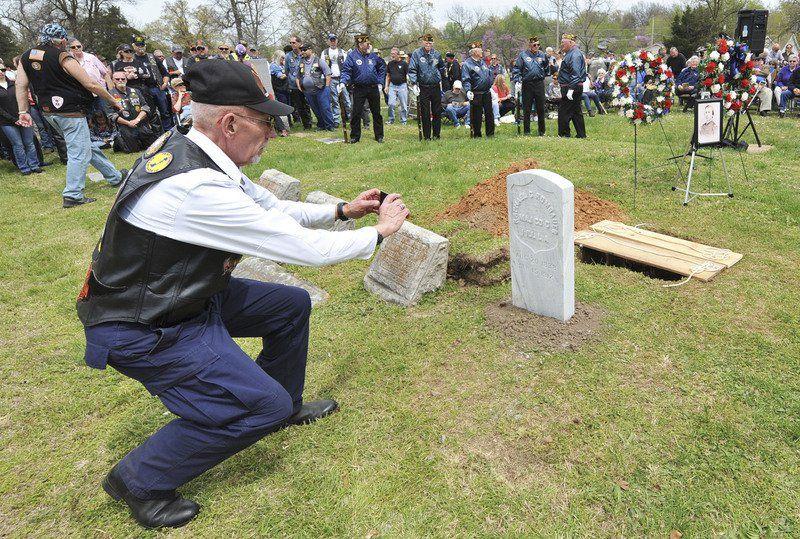 Civil War veteran laid to rest in Carthage