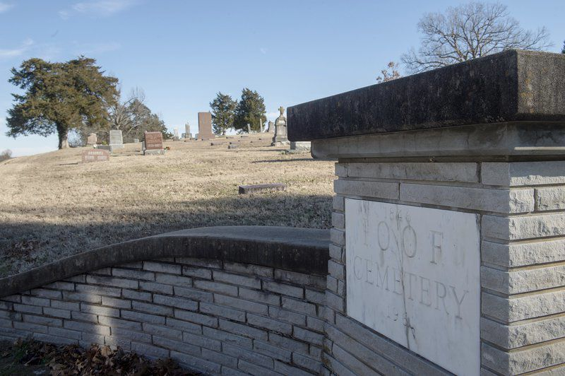 As Neosho prepares to run IOOF cemetery, charges from embezzlement probe yet to be filed