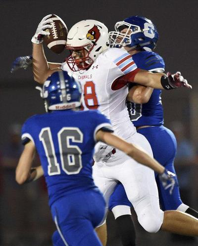 Late second-quarter score ignites Webb City in win over Carthage