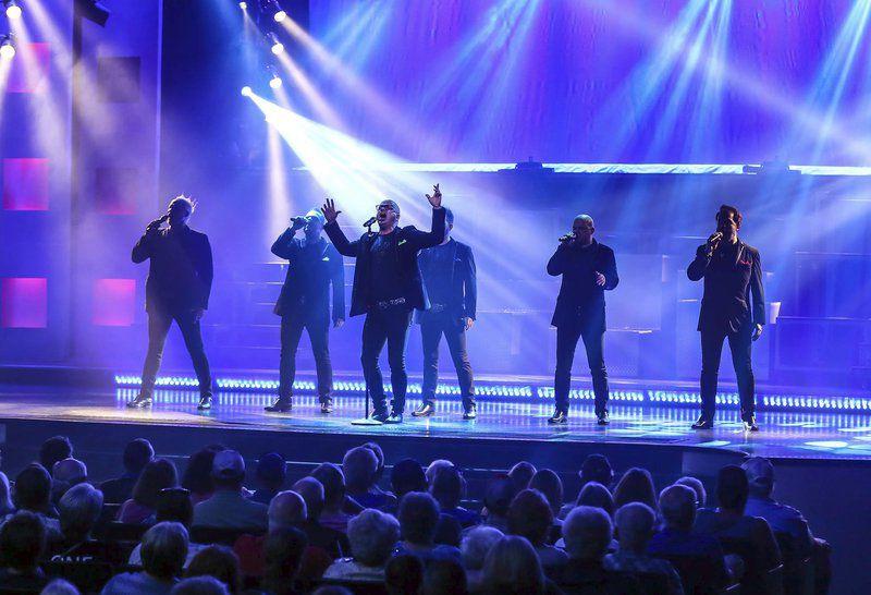 Branson's SIX show comes to Miami's Coleman Theatre