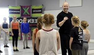 All that jazz: Industry professionals put on master class for area dancers