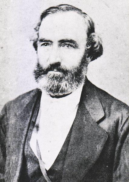 Bill Caldwell Joplin S Founder John C Cox A Witness To Much Of Community S History Local News Joplinglobe Com