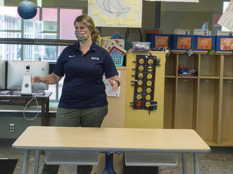 Joplin School District drafting reopening plan involving masks, sanitizers, social distancing