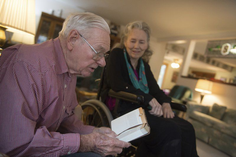 Webb City couple share story, secrets of 60-year marriage