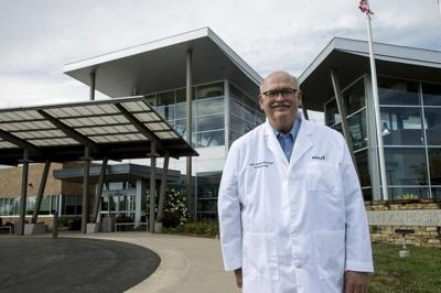 Mercy doctor deals with long-lasting effects of COVID-19 in some patients