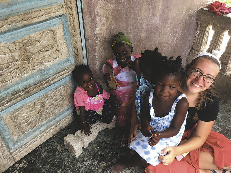 Ministry feeds those in need in Haiti