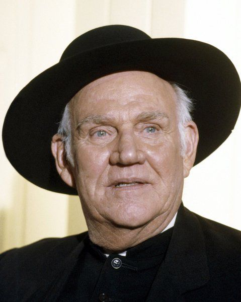 Bill Caldwell: Anderson was always home to actor Dabbs Greer
