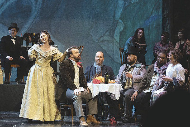 Queen sing-along serves as unique fundraiser for Heartland Opera Theatre