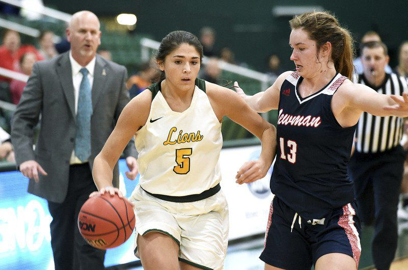 Buch's clutch charities help Lions hold off Newman