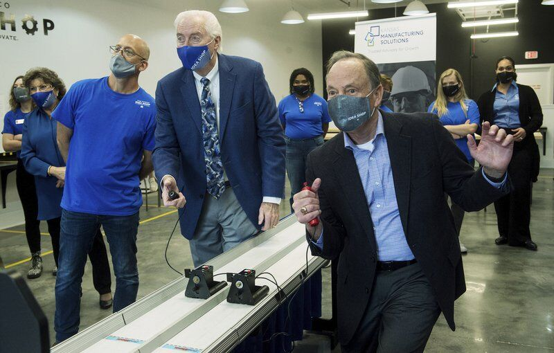 New makerspace in Pittsburg celebrates grand opening, marks final piece of Block22