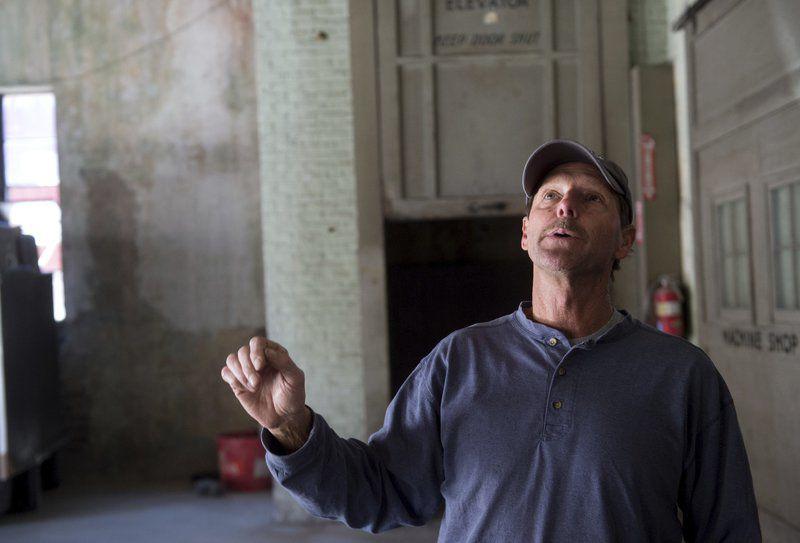 Historic rehab: Northeast Oklahoma man refurbishing Joplin building