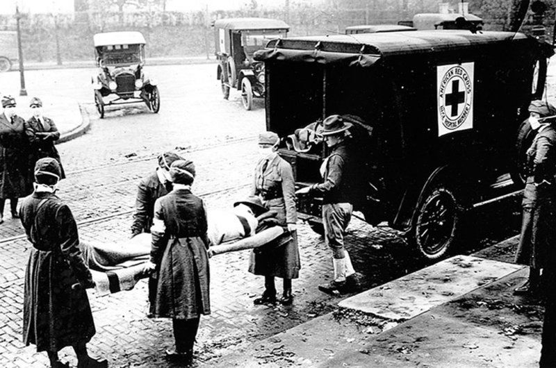 Joplin in the 'grippe': Remembering the Spanish flu epidemic of 1918