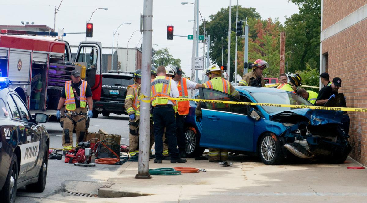 UPDATE: One dies, three others injured in downtown wreck; police ...