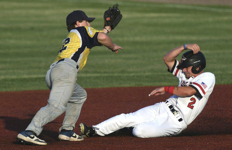 Outlaws rally from nine down to edge Jefferson City