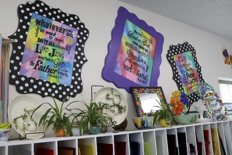 Local woman opens studio that celebrates the joy found in creating art