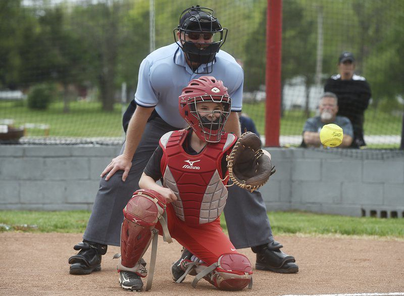 Liberal's Brooke Bearden returns to softball diamond six months after suffering stroke