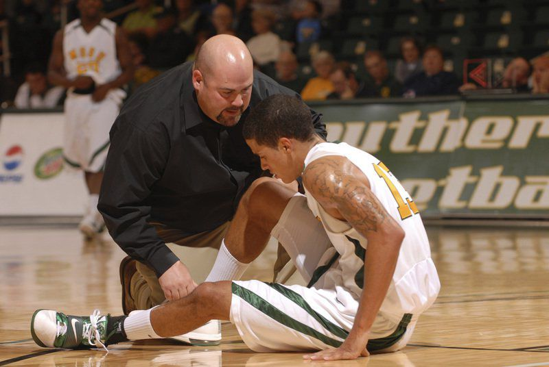 Darin Moore remembered as 'more than a trainer' to MSSU athletes