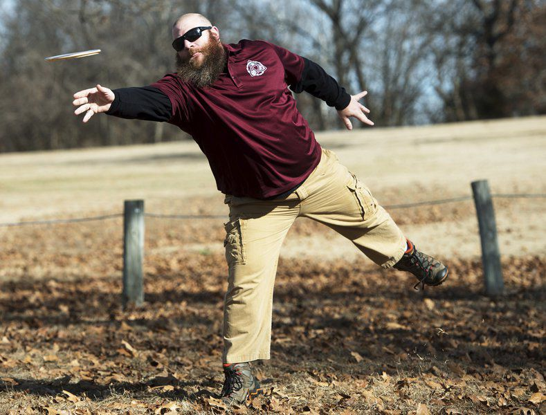 Expanded disc golf course, mountain bike trail in the works