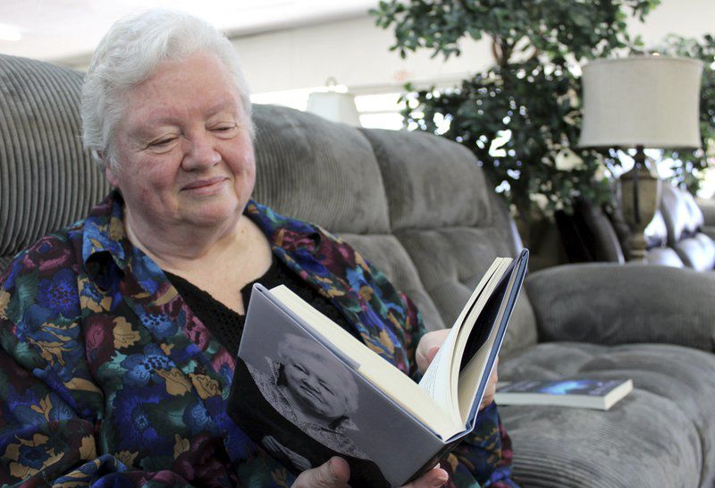 Tenacious wordsmith: Cassville woman ends 40-year journey to become a published author