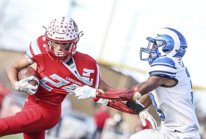 Motivated Cardinals blank Ladue