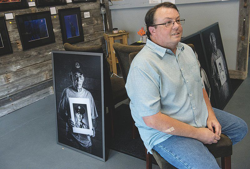 Local art gallery honors area veterans with exhibit