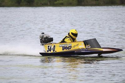 Boat racing underway this weekend on Grand Lake