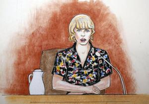 Jeremiah Tucker: Swift's rumored ruthlessness becomes inspiring in court