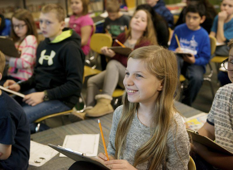 Area schools post strong numbers in state reviews