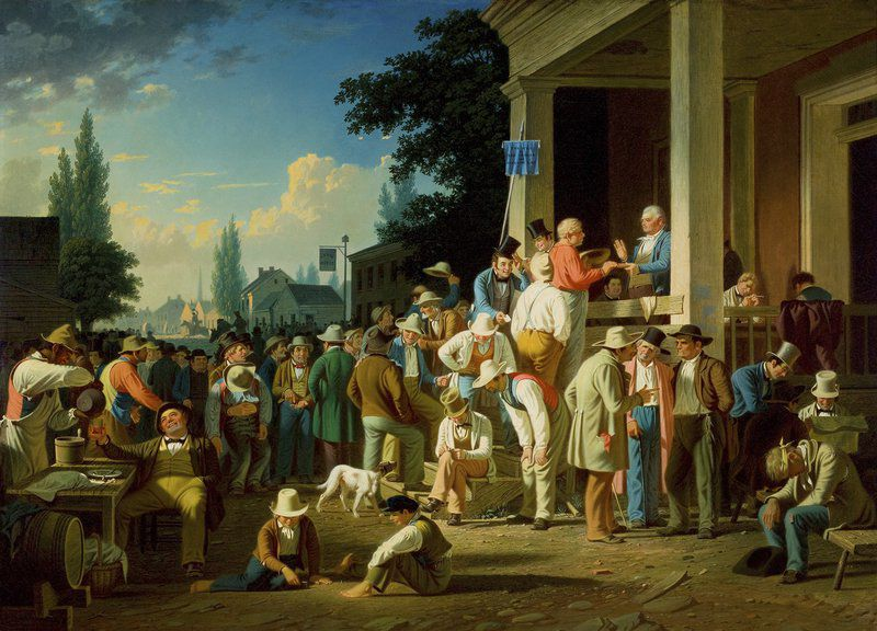Online catalogue raisonné underway for painter George Caleb Bingham