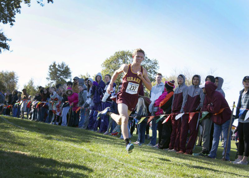 Logue siblings win cross country titles on same day
