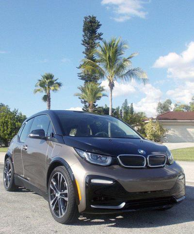 Len Ingrassia: BMW electric car furthers range