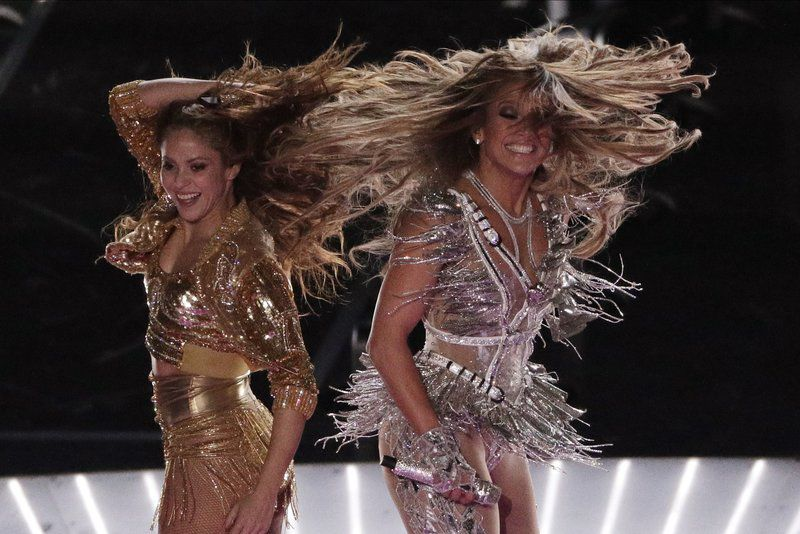 Cynthia Allen: I'm glad my daughters didn't see the Shakira, J-Lo show