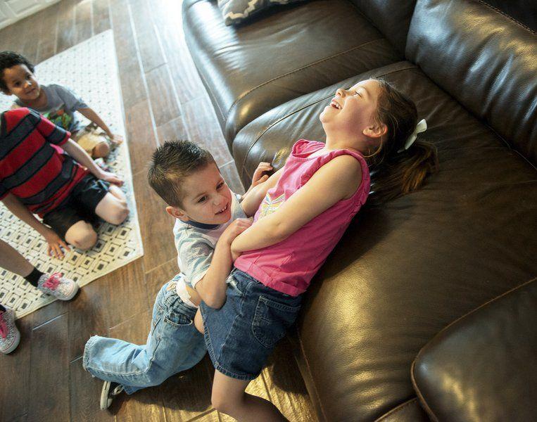 Shaken Baby Syndrome Survivors