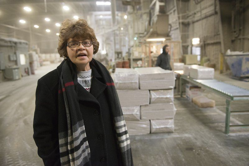Movin' on up: She thought she was taking an 8-week job; 33 years later, she's the general manger