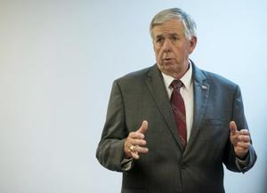 New governor spells out top priorities for state