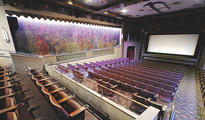 Several local theaters showing movies under COVID-19 restrictions