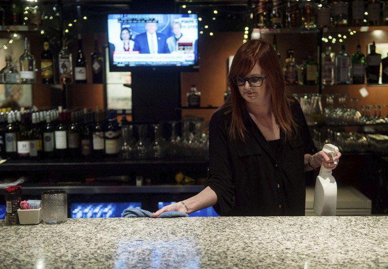 Restaurants, bars trying to adapt in face of COVID-19
