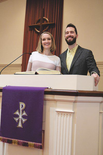 Husband, wife pastoral team share vision for church, marriage