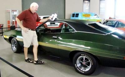 First owner reunited with real Gran Torino | Sports ...