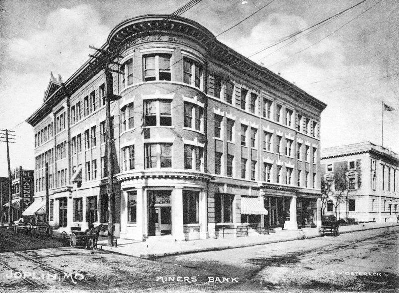 Bill Caldwell: C.A. Dieter was the dean of Joplin's builders