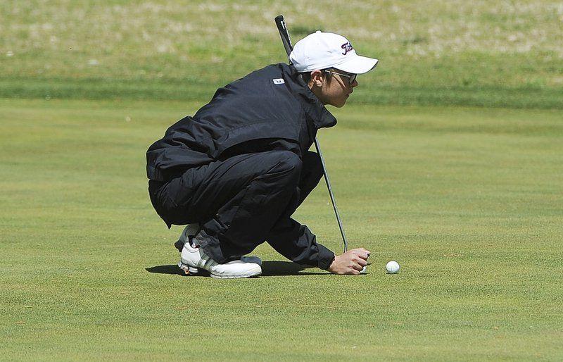Joplin's Branham takes sixth at Ozark Conference Golf Tournament