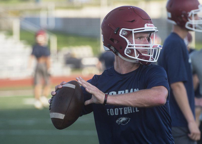 NEW CAMPAIGN: Joplin football hits turf for first practice