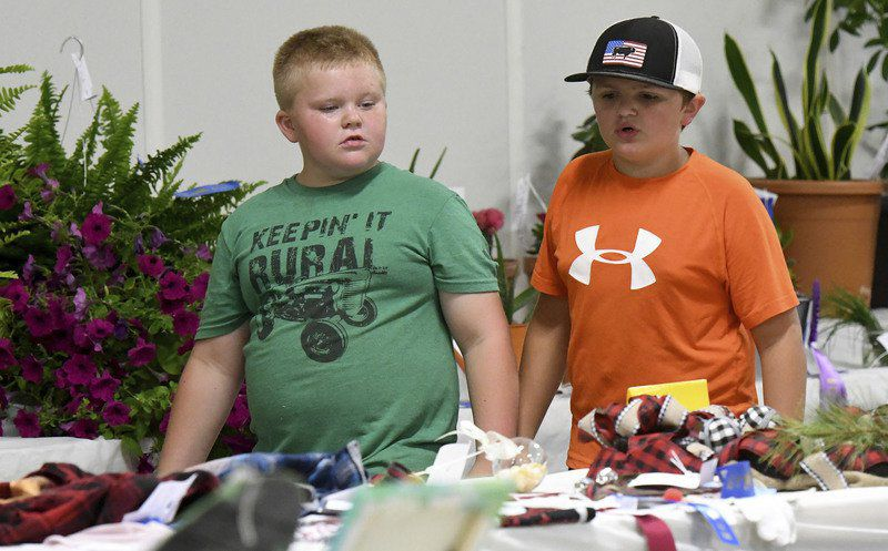 Families pass on traditions at annual Newton County Fair