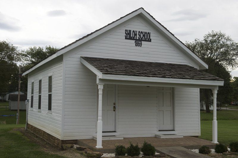 Sesquicentennial for Shiloh: One-room school in Barton County celebrates 150 years