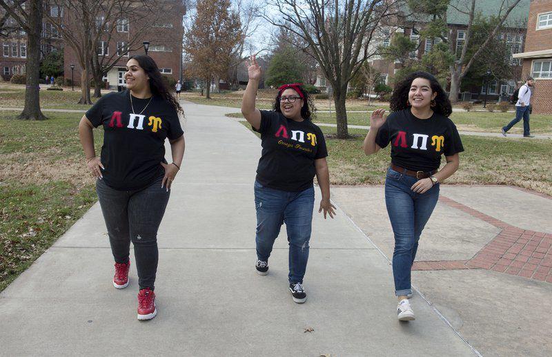 As Hispanic enrollment grows, universities explore strategies to help them succeed