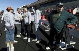 Students revive Pigskin Run