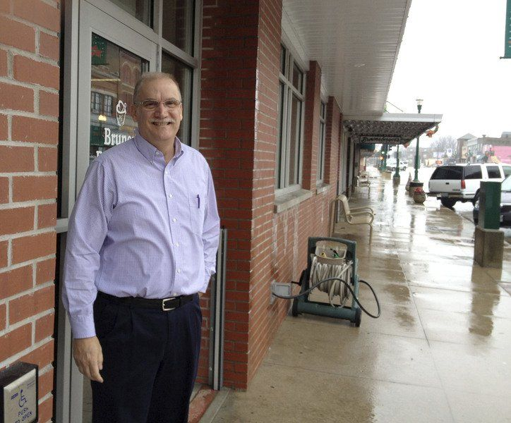 Historic Monett downtown has grappled with flooding for more than a century